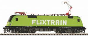 PIKO #47436 E-Lok Taurus BR182 Flixtrain VI