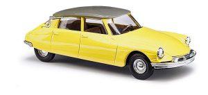 BUSCH 48028 Citroën DS 19 zweifarbig, Gelb
