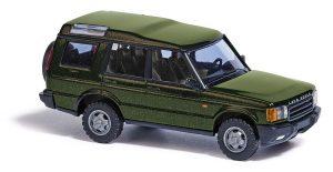BUSCH 51931 Land Rover Discovery »Metallica«, Grün