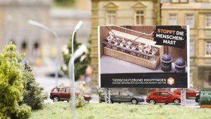 Eröffnung der Sonderausstellung SAUWOHL im Miniatur Wunderland Hamburg