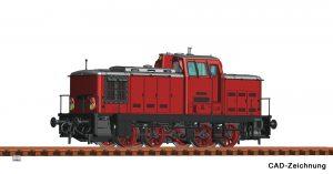 Roco Diesellokomotive V 60D (70260)