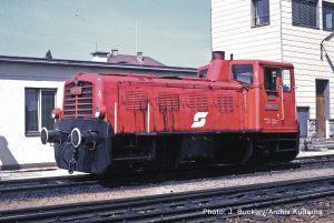 Roco - Diesellokomotive Reihe 2062 der ÖBB (Art. Nr. 72001/78001)
