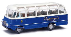 BUSCH 95716 Robur LO 2500 Bus, Radeberger