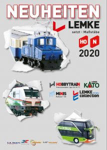 LEMKE – Neuheiten Highlights 2020 der Marken Hobbytrain / Kato / LS Models / MINIS / JC / Mehano