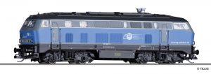 TILLIG - 02724 | Diesellokomotive Eisenbahngesellschaft Potsdam mbH