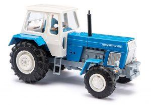 BUSCH Fortschritt ZT303 mit Bäuerin, Blau 42855