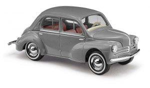 BUSCH 46524 Renault 4CV, Grau