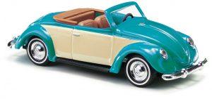 BUSCH - 46714 VW Hebmüller, Cabrio offen