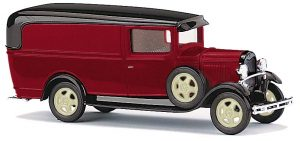 BUSCH - 47732 Ford Model AA, Rot