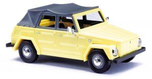 BUSCH 52701 VW 181 Kurierwagen, Gelb