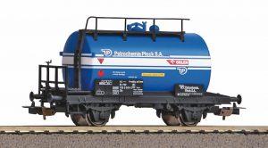 PIKO #58791 2-achsiger Kesselwagen Zkk Petrolchemia PKP V