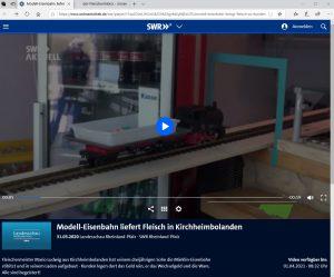 Screenshot SWR Mediathek