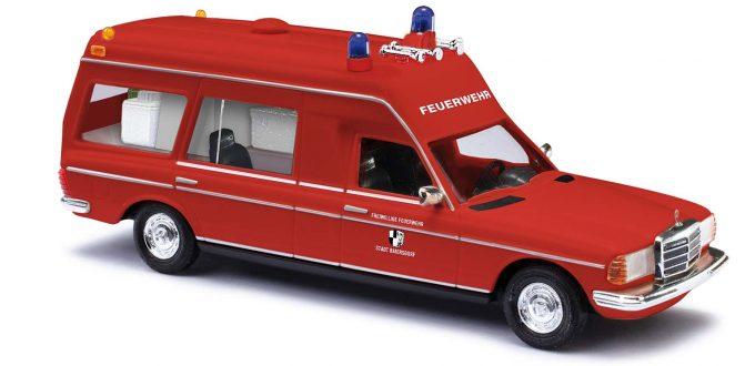 BUSCH 52210 Mercedes-Benz VF 123 Miesen, Feuerwehr Baiersdorf