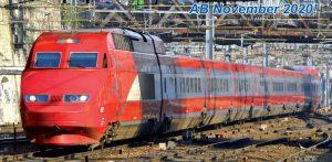 LEMKE-KATO TGV Thalys PBA