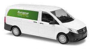 BUSCH 51199 Mercedes-Benz Vito, Autovermietung Europcar