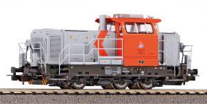 PIKO #52666 Diesellok G6 Kali+Salz VI