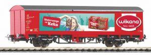PIKO #58782 Gedeckter Güterwagen WIKANA VI