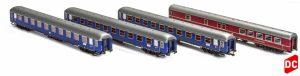 LEMKE/HOBBYTRAIN – D1041 Messe Regent zur Hannover Messe 1971 – Neuheiten Auslieferung (H0)