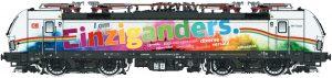 """Art.-Nr. LS16075/S; LS16575/S – E-Lok BR 193 366 – DB Cargo """"I am Einziganders"""", Ep.VI"""
