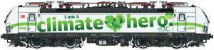 "Art.-Nr. LS16077/S; LS16577/S – E-Lok BR 193 363 – DB Cargo ""I am a Climate Hero"", Ep.VI"