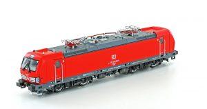 L.S. Models/LEMKE – E-Lok Serie 170 Vectron der DB Schenker Rail Polska – Neuheiten Auslieferung (Ho)