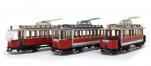 FERRO-TRAIN/Leopold Halling – Wiener Triebwagen Type G