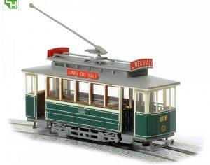 FERRO-TRAIN/Leopold Halling – Wie in Italien… Nur kleiner!