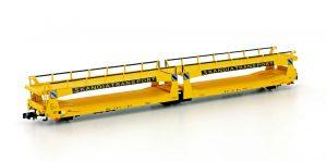 MF Train/Lemke – Autotransportwagen und Schiebeplanewagen Neuheiten Auslieferung Modelleisenbahn (N)