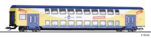 TILLIG Art-Nr. 16808 | Doppelstockwagen metronom Eisenbahngesellschaft mbH