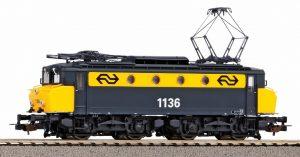 PIKO 51368 E-Lok Rh 1100 NS gelb-grau IV