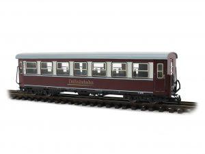 "FERRO-TRAIN/Leopold Halling/Stängl – Döllnitzbahn ""Wilder Robert"""