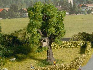 NOCH Baum mit Baumhaus