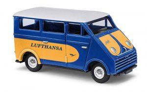 BUSCH – Neuheiten Info Modellauto aus September 2020