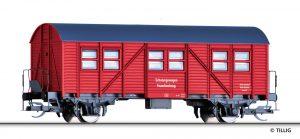 TILLIG Art.-Nr.:502196 Schulungswagen des Feuerlöschzuges