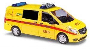 BUSCH 51142 Mercedes-Benz Vito, MTD