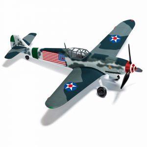 BUSCH 25021 Messerschmitt Bf 109 G6 »Geheime Mission«