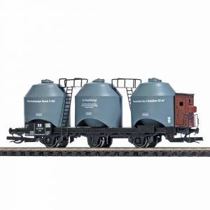 BUSCH 33506 Kohlestaubwagen mit Bremserhaus