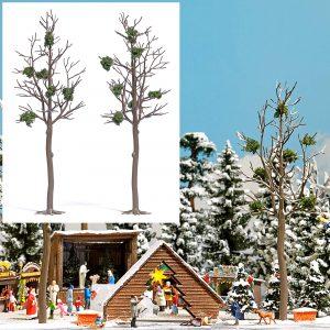 BUSCH 6795 Mistelbäume für Spur H0