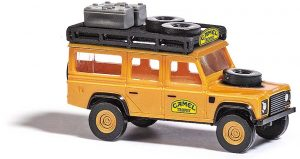 BUSCH 8382 Land Rover Defender, Camel Trophy