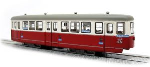 FERRO-TRAIN/Leopold Halling/Stängl – Wiener Beiwagen Typ C