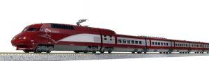 KATO/LEMKE – TGV Thalys PBA (Paris-Brüssel-Amsterdam) – erstmals für die Spur N