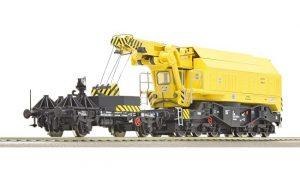 ROCO Eisenbahn-Drehkran EDK 750