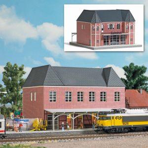 BUSCH 1661 Bahnhof Bad Bentheim