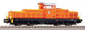 PIKO #52846 3 Diesellok D.145 2004 FS IV