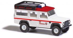 BUSCH 8380 Land Rover Defender, Johanniter
