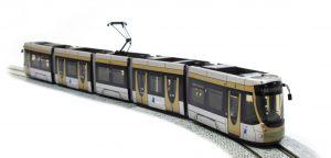 FERRO-TRAIN/Leopold Halling/Stängl – Brüssel TNG