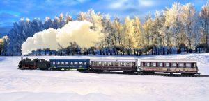 FERRO-TRAIN/Leopold Halling/Stängl – Weihnachtszug