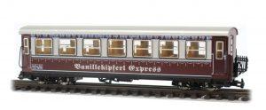 Vannillekipferl Express