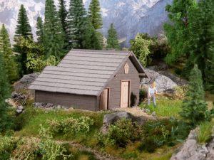 NOCH 67135 Berghütte Spur 0