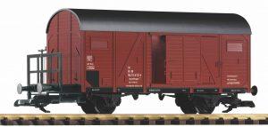 PIKO #37960 Gedeckter Güterwagen mit Bremserbühne DB IV
